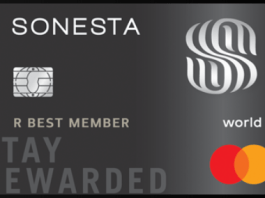 Sonesta World MasterCard