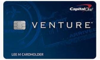 The Capital One Venture Metal Card