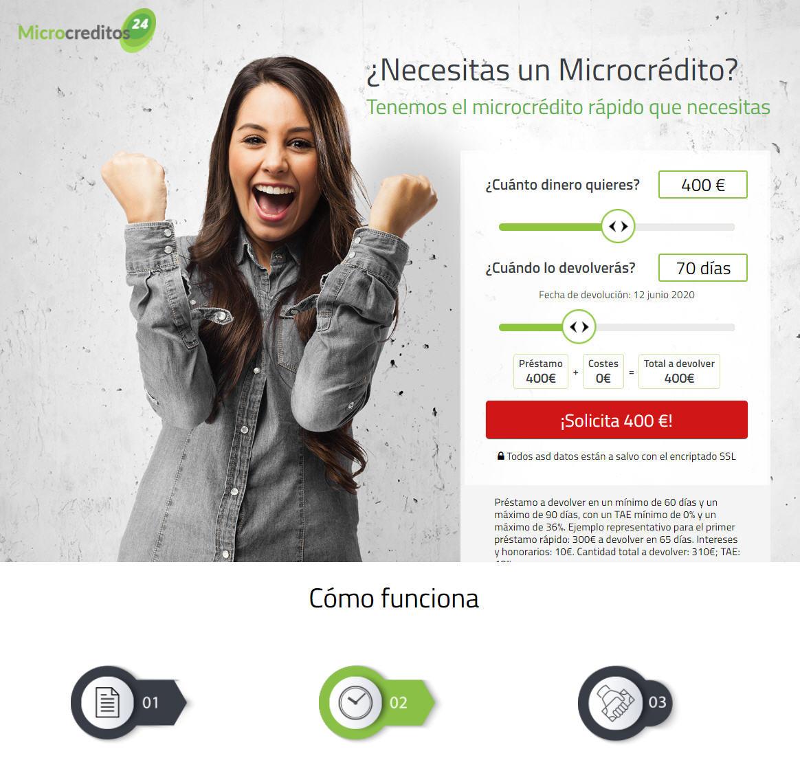 Dinero Urgente Con Microcreditos24 Creditos Rapidos Ok