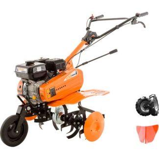 Pachet Motocultor Profesional Ruris DAC 7000K