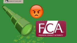 FCA and FCP in Disagreement Over Credit Risk