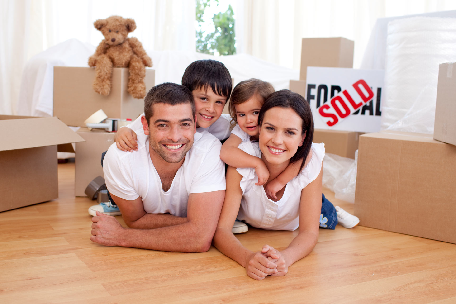 Credit Security Groups helps increase credit scores for new home.