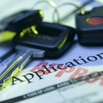 How to improve credit score for a car loan.