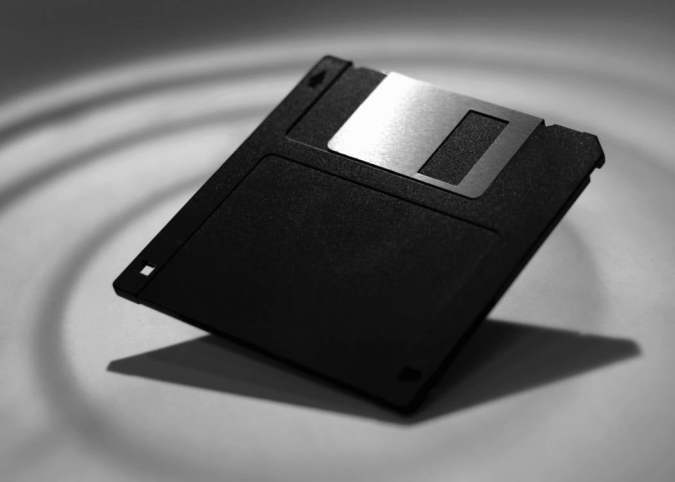 Hey Kids, it's a Floppy Disk!