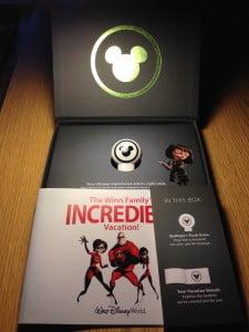 Disney Welcome Box USB