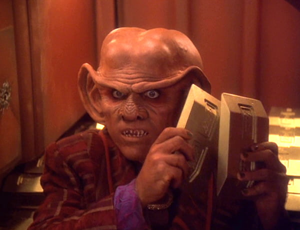Quark with Latinum - Star Trek: Deep Space 9
