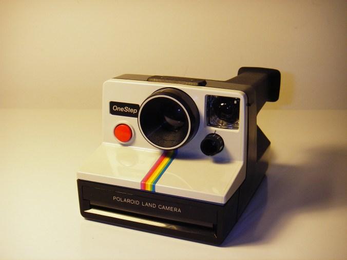 Polaroid OneStep Camera