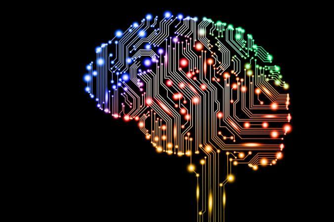 Google Deepmind AI Graphic