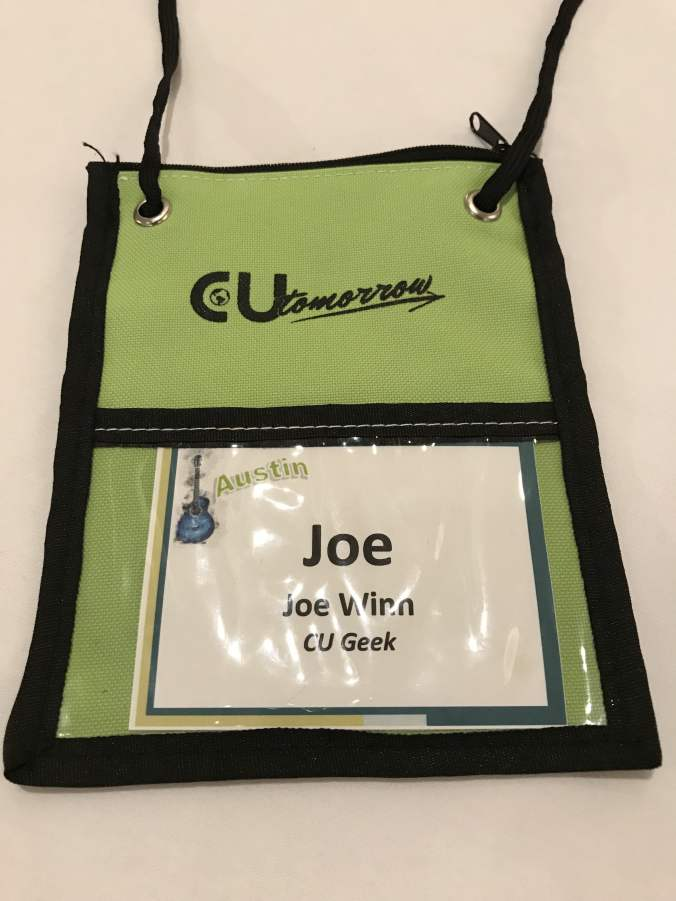 CUTomorrow Badge - Joe Winn