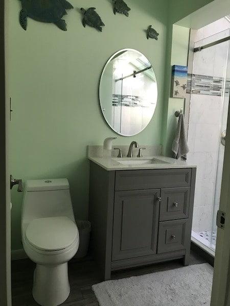 Joe's Bathroom Remodel