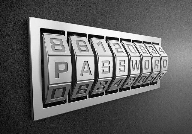 Password Rotating Lock