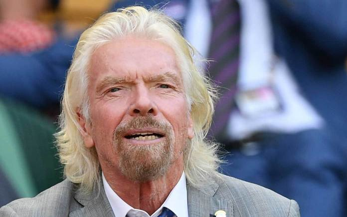 Richard Branson 10 Rich & Successful Tech Company Owners Who Never Graduated College credityatra