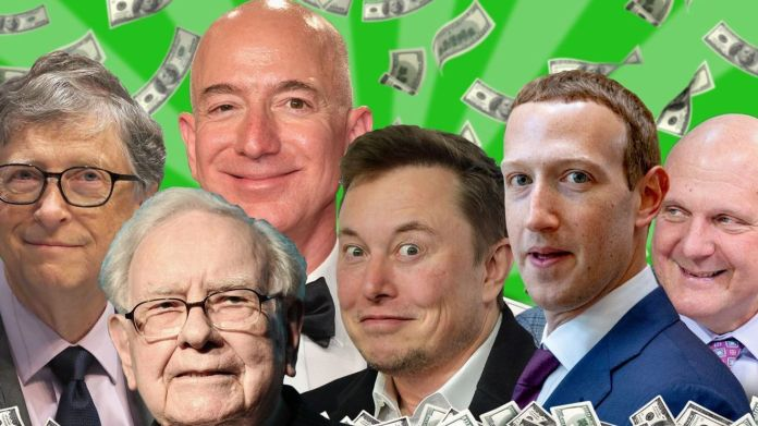 15 Interesting Facts About World's Billionaires That Will Blow Your Mind 15
