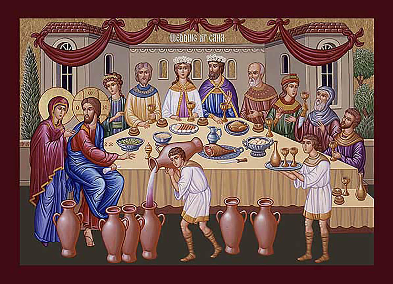 Was the wine at the wedding of cana alcoholic