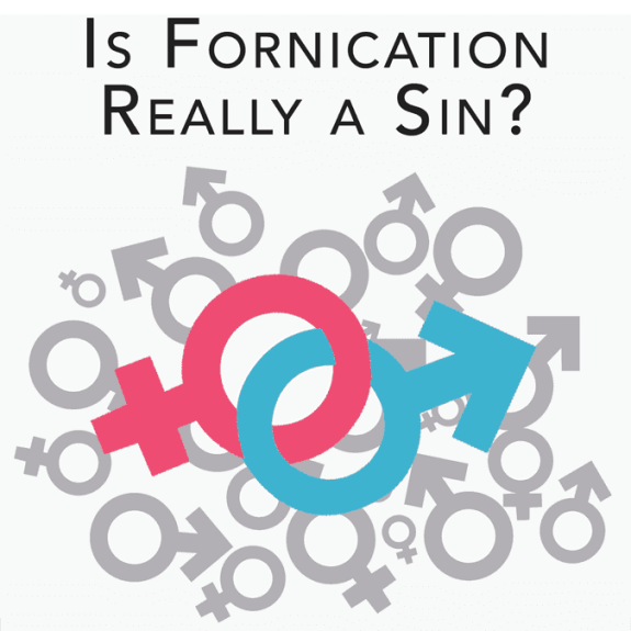 Is Fornication Really a Sin?