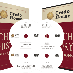 Church History Bootcamp DVD Set