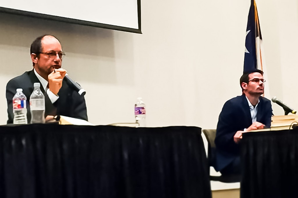 Bart Ehrman and Justin Bass Answering Audience Questions
