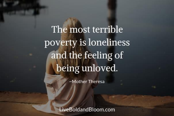 The Poverty of Loneliness