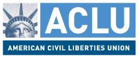 ACLU organization logo