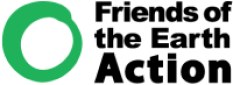 Friends of the Earth Action logo