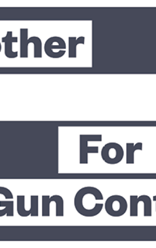 March for Our Lives protest poster – end gun violence