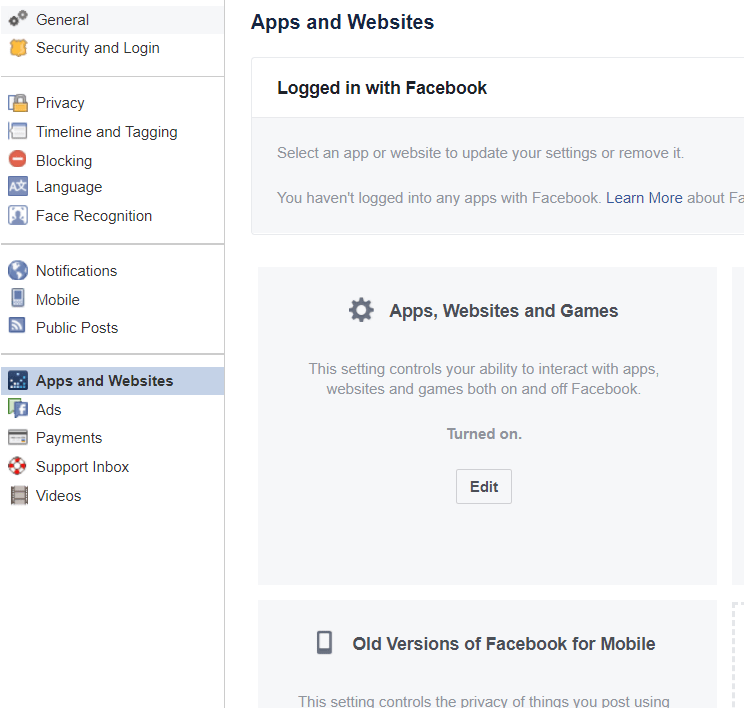 Tuesday Tip: How to Change Your Facebook Settings After the