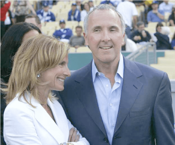 Baseball's power couple will have to decide if they will continue business together after they divorce