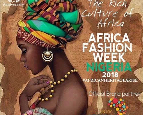 Africa fashion week Nigeria 2018 returns to National Arts Theatre Lagos