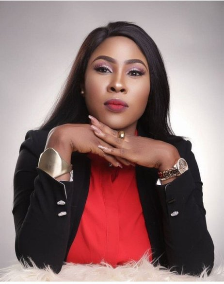 Actress Charity Nnaji Unhurt After Her Car Somersaulted Twice