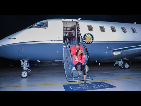 Davido Father Private Jet Price