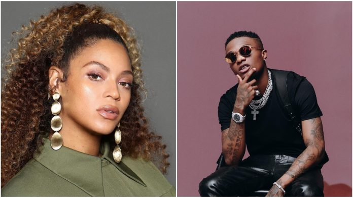 Wizkid wins Grammy Awards for Brown Skin Girl with Beyonce
