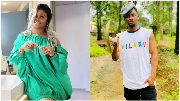 Drama as actor Zubby Michael and Chizzy Alichi exchange heated words over  King of Boys movie