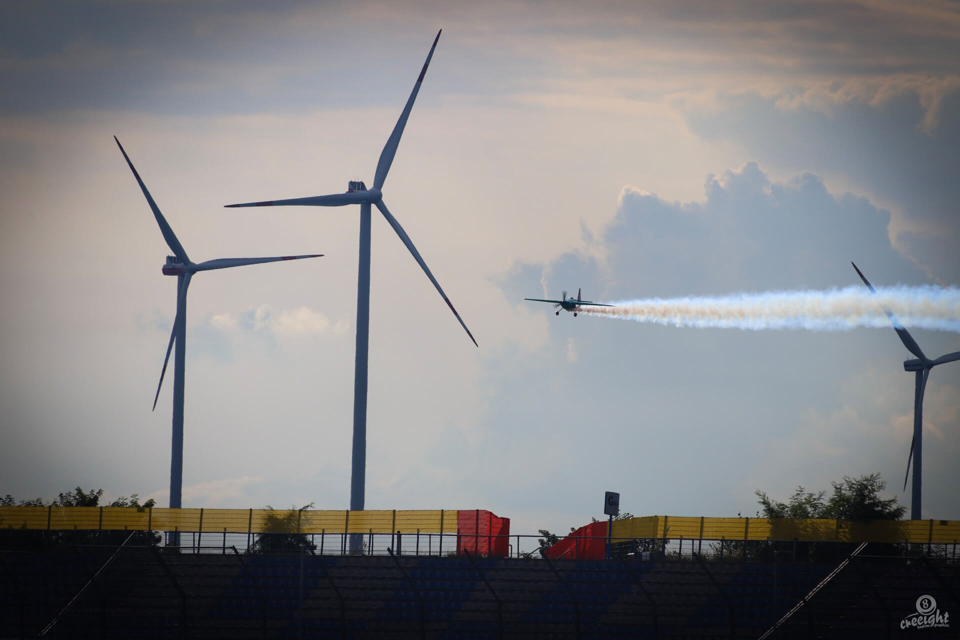 Matt Hall, Red Bull Air Race 2017, Lausitzring