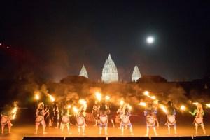 Night Ballet Ramayana