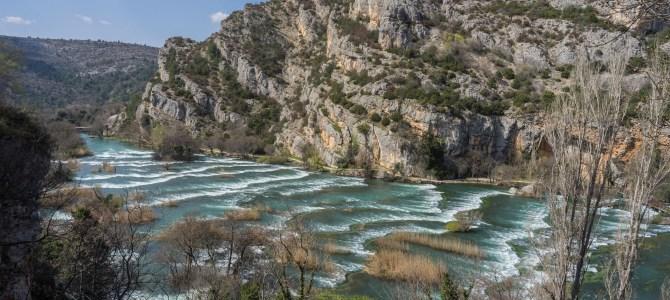 Croatia Day 1-2 Emma's last spring trip and Croatian waterfalls at Krka