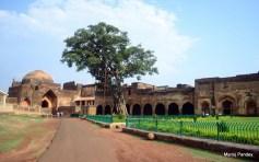 from 16 Khamba masjid