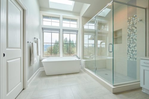 Custom Home Photo Gallery-Bathrooms