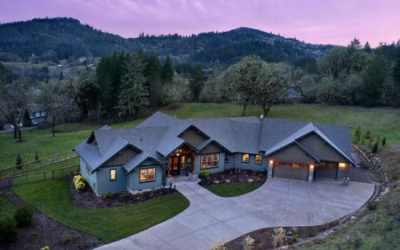 Gorgeous Transitional Home Design/Build Wine Country