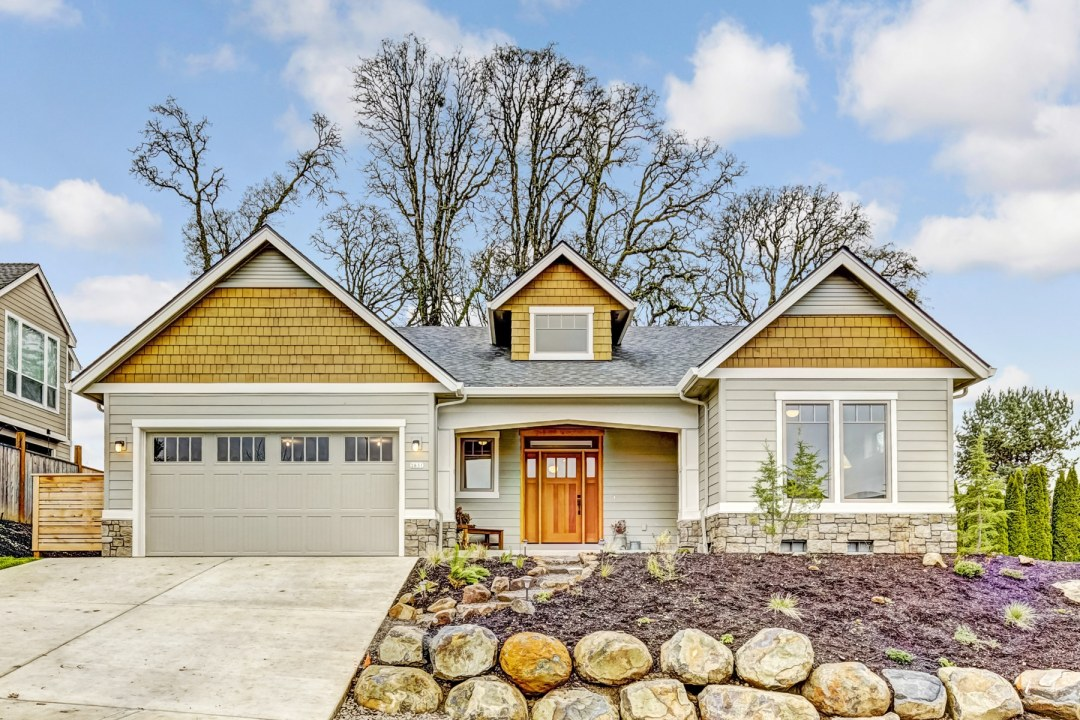 custom home builder mcminnville