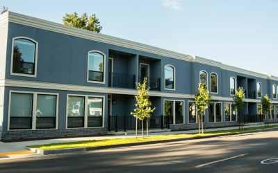 McMinnville Glen 16 unit Multi-Family Building