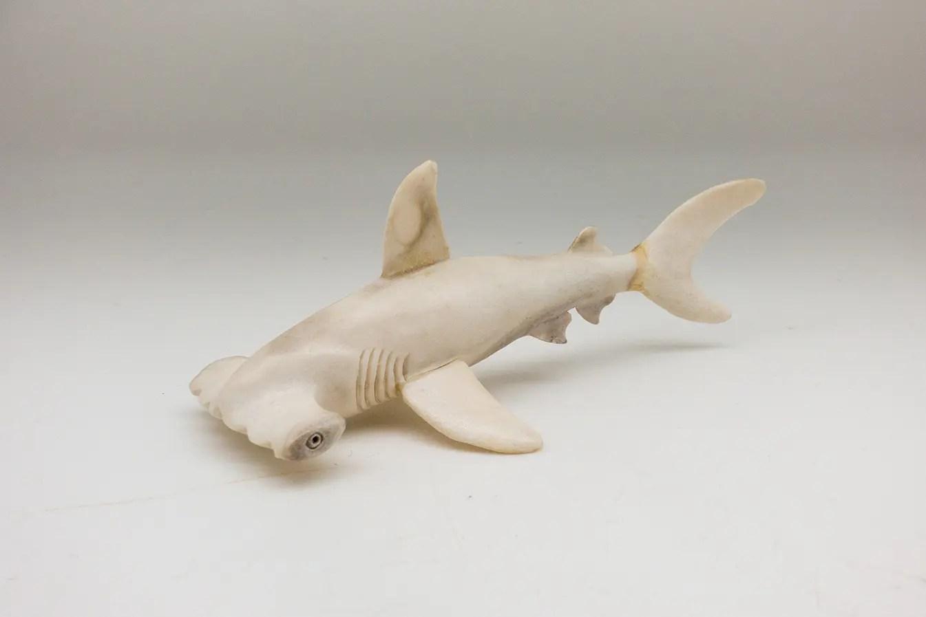 Hammerhead Shark Bookends