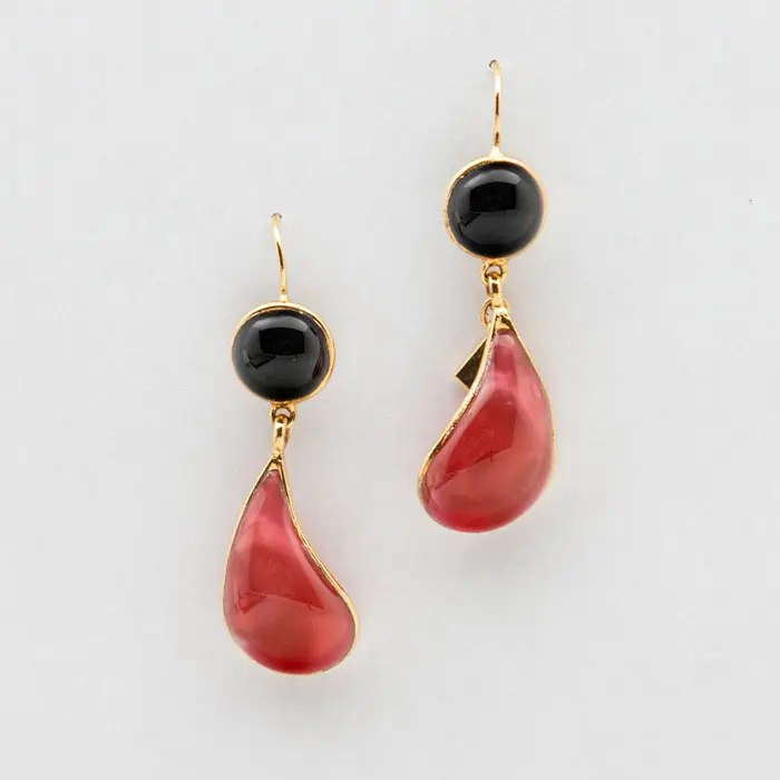 Loulou-Black-and-Coral-Bicolor