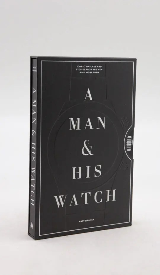 a-man-and-his-watch-book