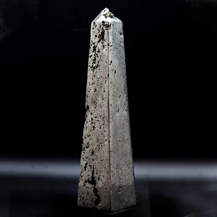 large-pyrite-obelisk-handcarved