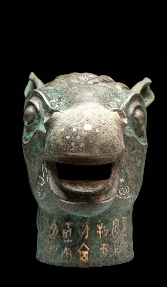 Chinese Zodiac Horse Head