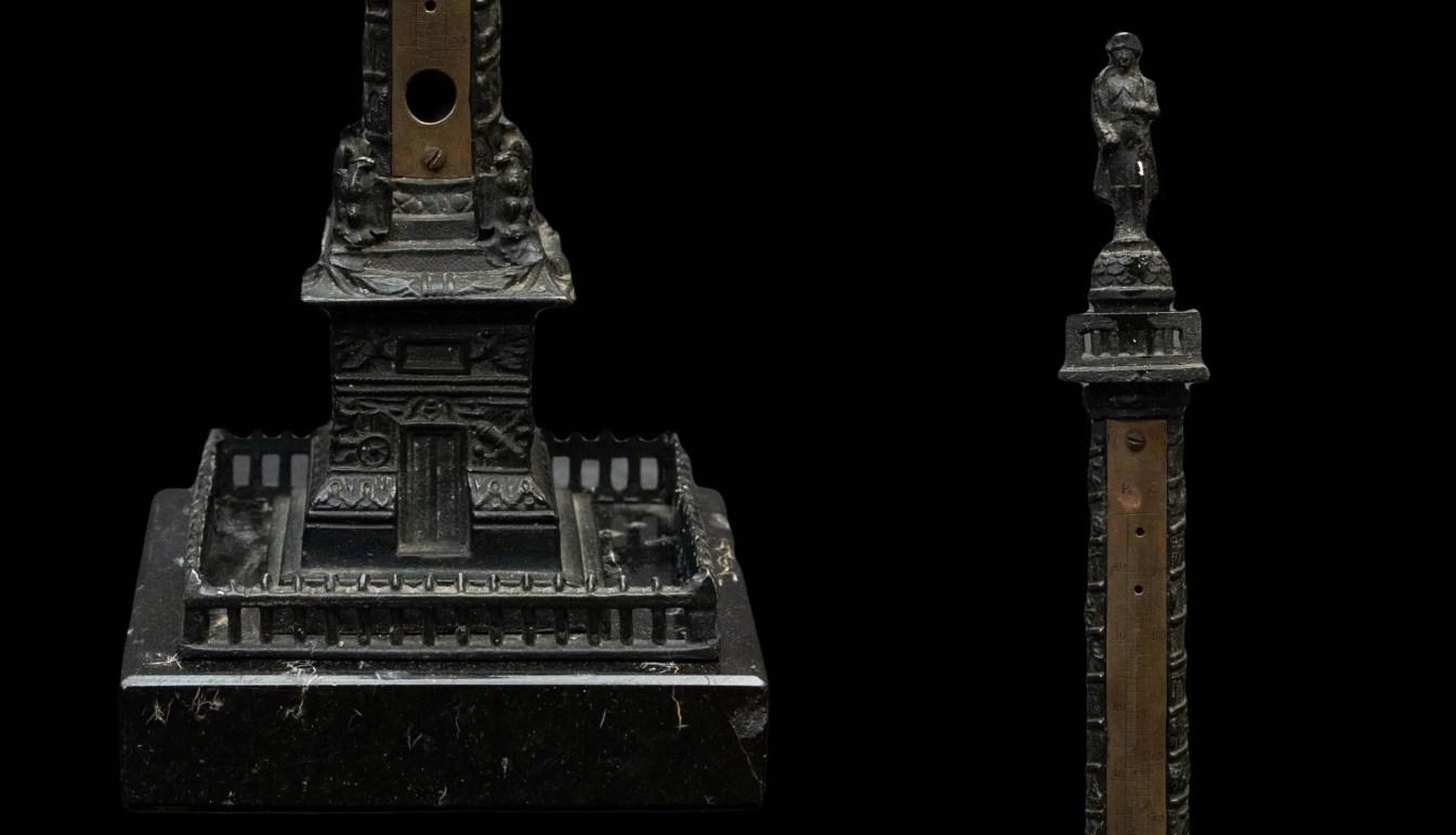 Grand Tour Souvenir of Nelsons Column