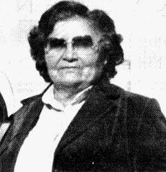 Ida McLeod: Neal's late köhkom, a pioneer of standard Cree orthography