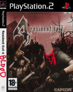 Resident Evil 4 Maldito