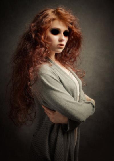 Creppy Redhead