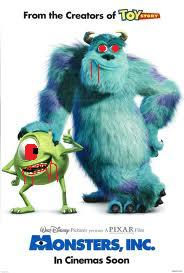 monster inc...